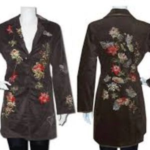 Paparazzi by Biz Embroidered Coat